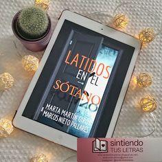Reseña del libro Latidos en el Sótano de Marta Martín Girón y Marcos Nieto Pallarés