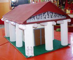 παλάτι Αιγέα Art Projects, Projects To Try, Greek History, Parthenon, Greek Art, Greek Gods, Ancient Civilizations, Ancient Greece, Educational Activities