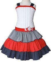 f0798999eedb 19 Best US patriotic Flag dresses images