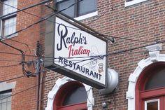 Ralph's: serving red gravy for more than a century in Philadelphia's Bella Vista neighborhood