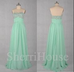 Sequins Sweetheart Strapless ALine Long Bridesmaid by SherriHouse, $98.00. I want this but shorter and in ivory
