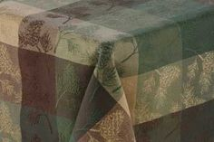 "Pine Ridge Tablecloth 60"" x 84"""
