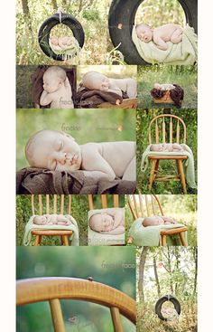 So dang cute Outdoor Newborn Photography 4aad5329e2b9