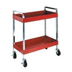 """Sunex 8005SC Cart Service 30In. 350Lb Capacity by Sunex. $218.26. 3"""" deep shelves, Large, easy to maneuver 4"""" wheels: 2 locking and 2 standard, Load capacity (Lbs.) 350, Height: 35.3"""", Length: 30"""", Efficiency saves you valuable time and money. This service cart brings you and your tools the mobility you crave and flexibility you need. This combination makes for the ultimate cart! It's made with chrome 16 gauge steel frame, with a durable powder coated finish. Replacement parts ar..."""