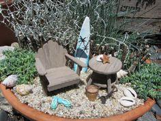 miniture gardens | Post image for Beach Miniature Garden