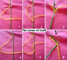 Welcome to the Cozy Corner of Craft: Friendship Bracelets for Beginners Pt 2: The Forwards Knot