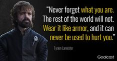 20 Game of Thrones Quotes that Will Give You Chills Popular Quotes popular quotes from game of thrones Game Of Thrones Tyrion, Game Of Thrones Facts, Game Of Thrones Quotes, Tyrion Quotes, Game Quotes, Movie Quotes, Funny Inspirational Quotes, Funny Quotes, Unique Quotes