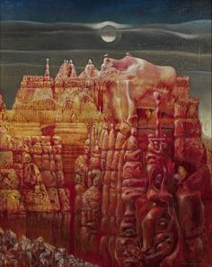 Max Ernst - Bryce Cannon