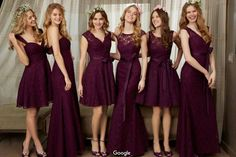 2016 New Purple Bridesmaid Dresses Different Design Of Neck Mermaid Bridesmaid Dresses Long Maid Of Honor Dresses Wedding Party Babyonline Long Sleeve Bridesmaid Dresses Mismatched Bridesmaid Dresses From Babyonlines, $65.97| Dhgate.Com