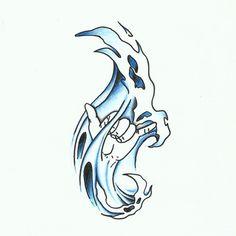 Aloha. Shaka tattoo design. We all love surf. Design by @evsiron (IG)