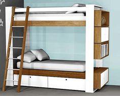 Designer Bunk Beds from DucDuc
