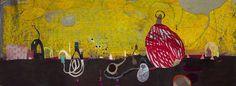 """Muriel Kerba - """"Passages secrets"""" - Collage"""