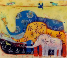 famille-elephant-