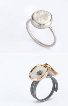 July 2013 | The Carrotbox modern jewellery blog and shop  obsessed with rings: Rose Ellen Cobb