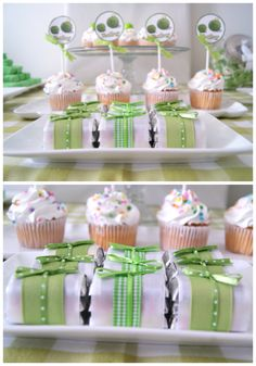 Little Pea Baby Shower - Kara's Party Ideas - The Place for All Things Party