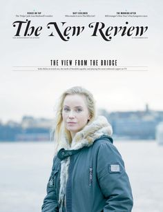 Typography for The New Review
