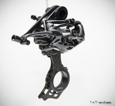 FastDad and Cola Wheat are Back, This Time with a Stunning 80g SRAM Red Derailleur
