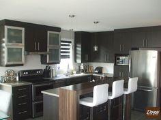 Ideas For Kitchen Table Bench Extensions Diy Kitchen Shelves, Kitchen Table Bench, Kitchen Dinning Room, Kitchen Sets, Kitchen Layout, New Kitchen, Kitchen Decor, Modern Kitchen Design, Interior Design Kitchen