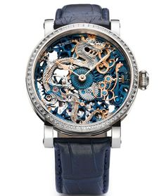 Grieb & Benzinger Blue Dragon Imperial An Exclusive Watch For A Chinese Collector