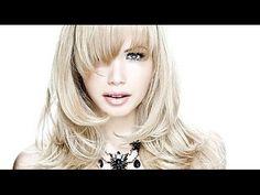 corte de pelo corto para cara redonda 2016 / corte de pelo largo para mujer 2016 - YouTube
