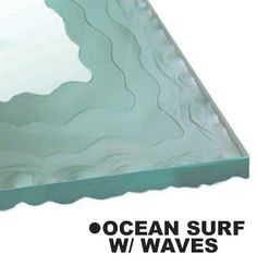 Ocean Surf w/ Waves Edge