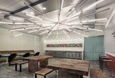 Lighting Layout | Volcano Corporation San Diego Office