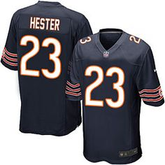 Chicago Bears Devin Hester Limited Jersey. Check out our new Nike Authentic Bears Jerseys!