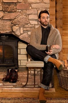 Check out this fall style inspiration from Esquire. The fall rainy combinations are great for mixing nature and weekend styles of modern men.