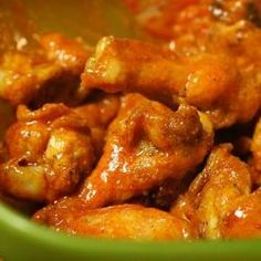 Spicy Garlic Wing Sauce