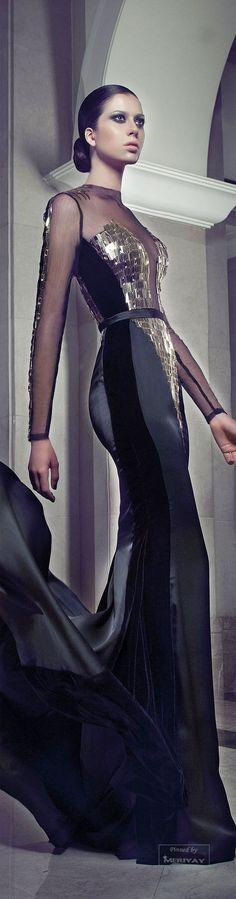 "Charbel Karam ~ ""Midnight lust"" 2015 collection."
