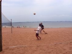 Soccer Sand Little Beach foto: Fp