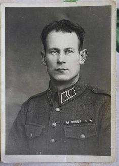 Viljam Pylkäs (1912-1999) oli Antero Rokan esikuva. Finland, Ww2, Che Guevara, Winter, Inspiration, Historia, Winter Time, Biblical Inspiration