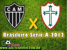 Assistir Atlético-MG x Portuguesa ao vivo 18h30 Campeonato Brasileiro