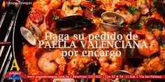 En Angus Brangus puedes hacer tu pedido de Paella por encargo, y disfrutarla en tus celebraciones familiares. A partir de 5 paellas.   Más información: 2321632.   #RestaurantesMedellín #AngusBrangus #Paellas #Gastronomía #Medellín