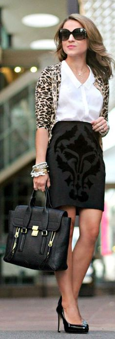 Chic In The City- H&M by Hello, Framboise- ♔LadyLuxury♔