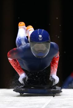 View striking Olympic Photos of Sochi 2014 - see the best athletes, medal-winning performances and top Olympic Games moments. Winter Olympics 2014, Bobsleigh, Important Things In Life, Olympic Games, Skating, Skeleton, Athlete, Highlights, Spandex