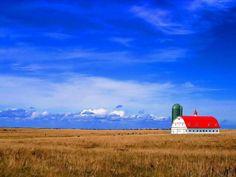 Kansas rolling plains