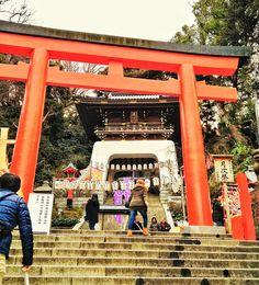 江ノ島神社  2013.01.10