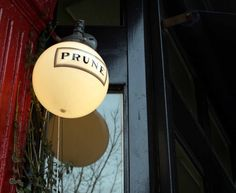 Prune - Cozy East Village dining room serving creative gourmet home cooking