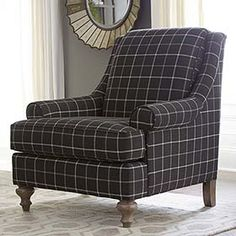 Bassett Wesley Accent Chair