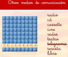 medios de comunicacion para niños - Buscar con Google