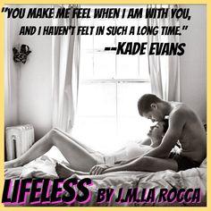 Kade from Lifeless by J.M. La Rocca