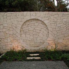Andrea Cochran - Residence San Francisco, CA Contemporary Landscape, Urban Landscape, Landscape Design, Garden Design, Hard Landscaping Ideas, Modern Landscaping, Landscape Walls, Landscape Architecture, Rustic Stone