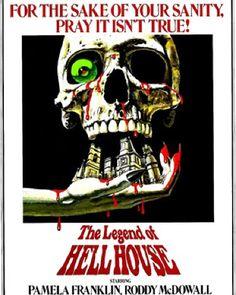 #1973 #horror #supernatural #thelegendofhellhouse #hauntedhouse #paranormal #horrormovie #movieposter #classicmovie #70scinema #70shorror #myfuckingfavorite by friend0fducks