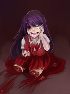 笑う by 2i2p (The Witch's House)