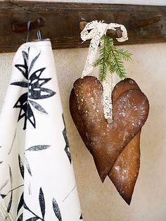 Cute festive decorations