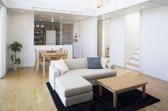 Minimalist Japanese Prefab House by MUJI - DECOmyplace - Home decorating ideas, Interior styling