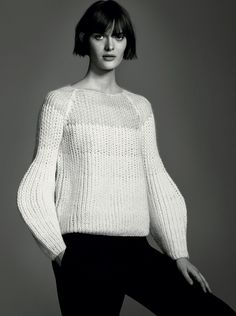 serum114:  Sam Rollinson by Roe Ethridge Pringle of Scotland A/W 2014