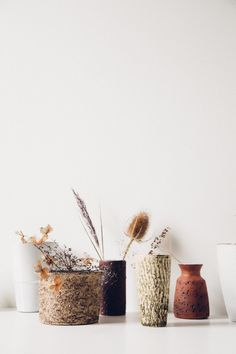 once flowers / vintage ceramics
