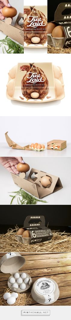 5 Eggs Packaging Design You Shouldn't Miss -Packaging of the World - Creative Package Design Gallery - http://www.packagingoftheworld.com/2016/03/5-eggs-packaging-design-you-shouldnt.html